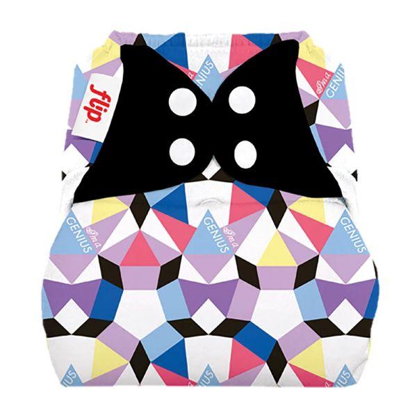 Flip Überhose One Size (Druckies) - Alicia (Muster)