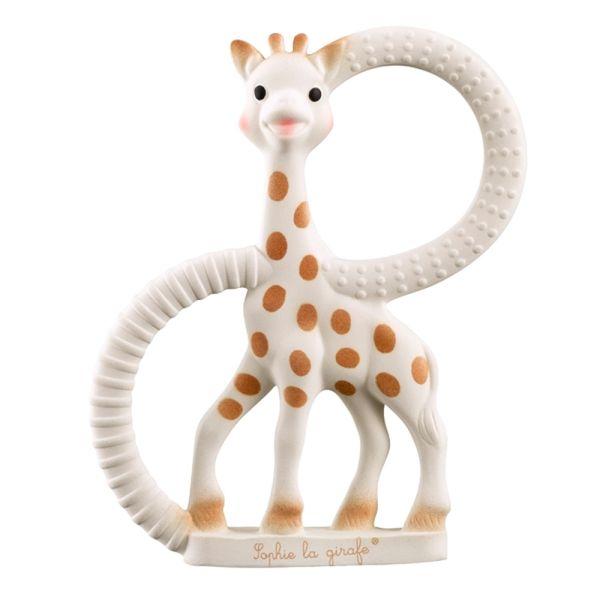 Sophie la girafe - Beißring - 100% Naturkautschuk