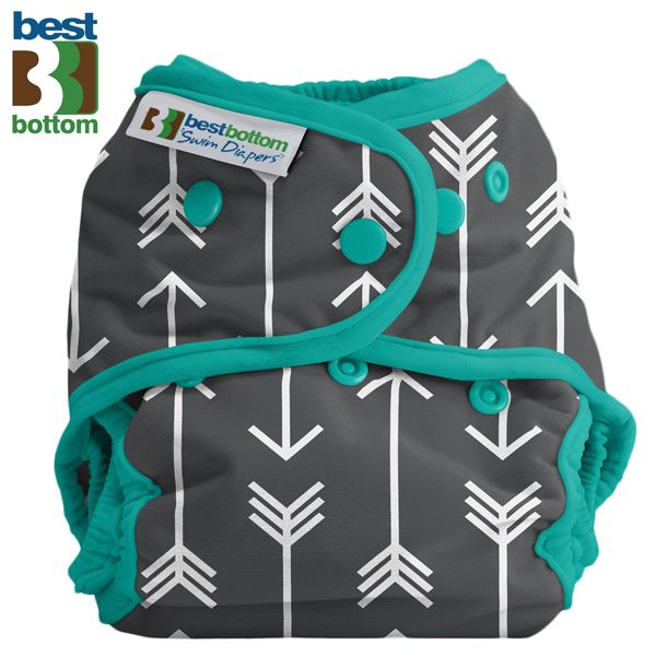 Best Bottom - Schwimmwindel (One Size) - To the Point