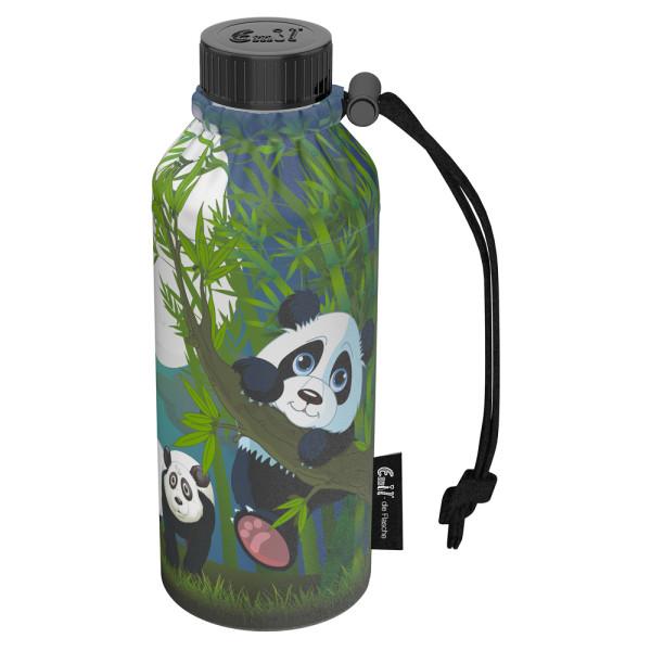 Emil die Flasche (400ml) - Komplettset Weithals - Panda