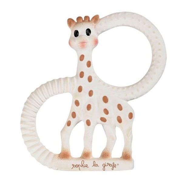 Sophie la girafe - Beissring - 100% Naturkautschuk