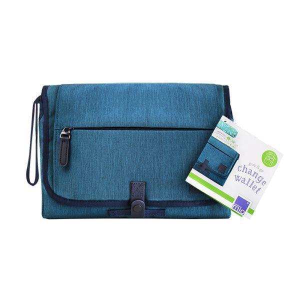 Bambino Mio - Grab & Go Change Wallet - Windeltasche (Wickel Handtasche)