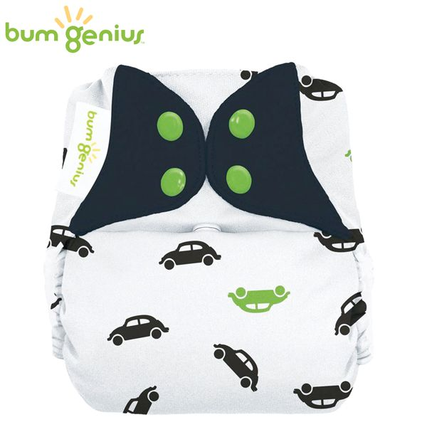 BumGenius Freetime One Size (AIO) - Go
