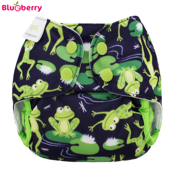Blueberry Capri 2.0 Überhose - Froggies