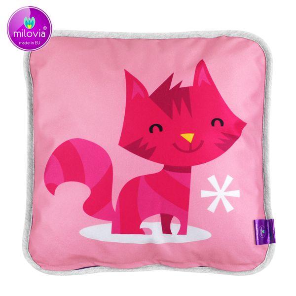 Milovia Milopiq® - Kids Kissen - Magic Cat (40x40 cm)