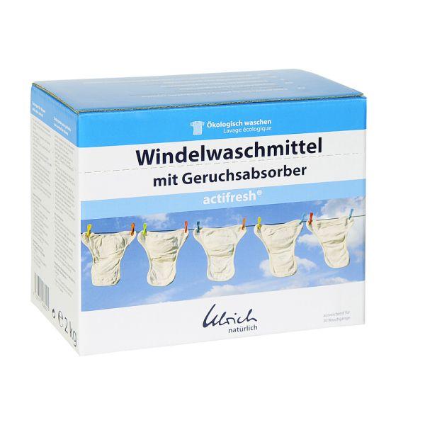 Ulrich natürlich Windelwaschmittel (actifresh) 2 kg