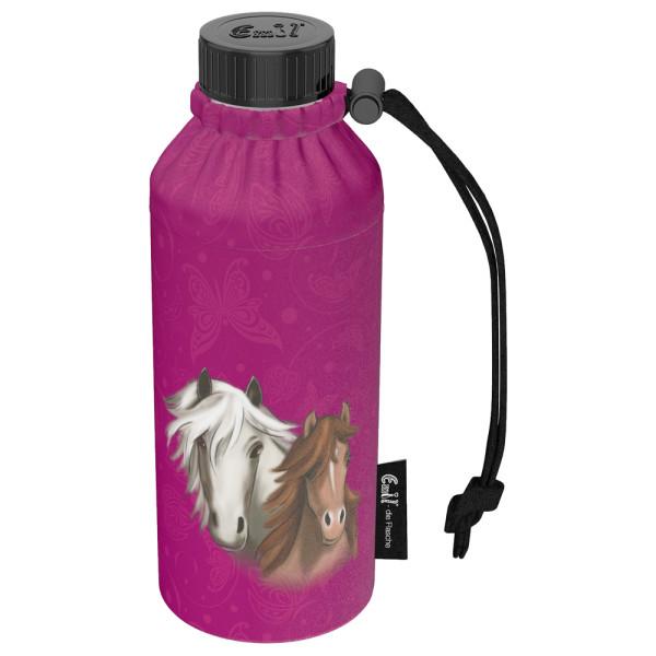 Emil die Flasche (400ml) - Komplettset Weithals - Horses
