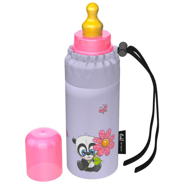 Emil - Babyflasche (250ml) - Komplettset - Pandabär