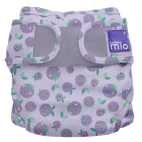 Bambino Mio - MioSoft Überhosen (MioDuo) - Berry Bounce