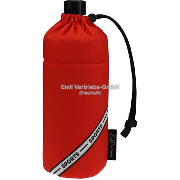 Emil die Flasche (600ml) - Komplettset - Sport Red