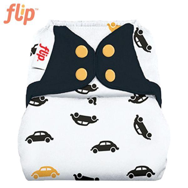 Flip Überhose One Size (Druckies) - Faster (Muster)