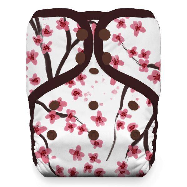 Thirsties - Natural Pocketwindel - One Size (4-18 kg) - Sakura