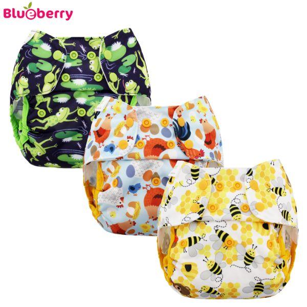 Blueberry - Capri Überhosen - Spar Paket (3 Stück)