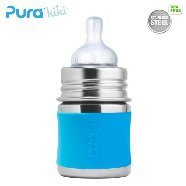 Pura Kiki Trinkflasche - 150ml - Blau