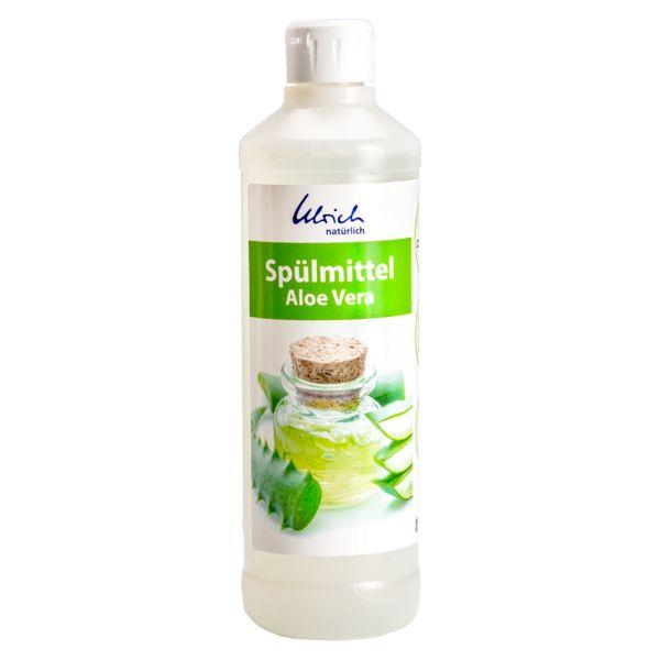 Ulrich natürlich - Spülmittel mit Aloe Vera - 500ml