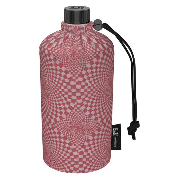 Emil die Flasche (300ml) - Komplettset (Bio-Baumwoll-Überzug) - Napoli