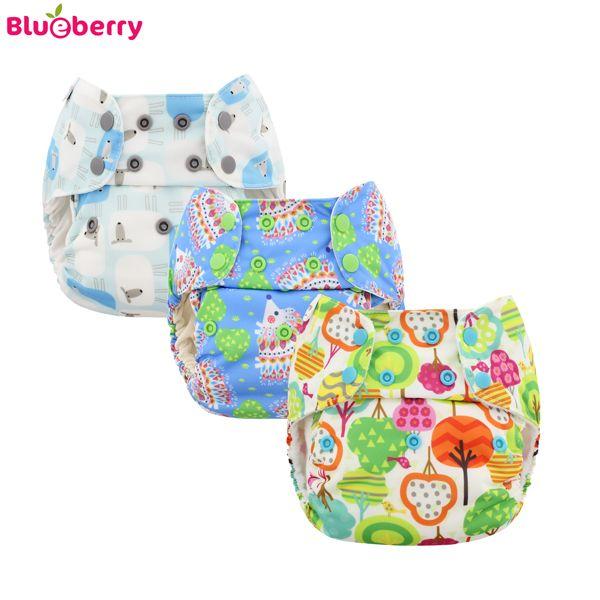 Blueberry - Deluxe One Size - Spar Paket (ohne Einlagen)