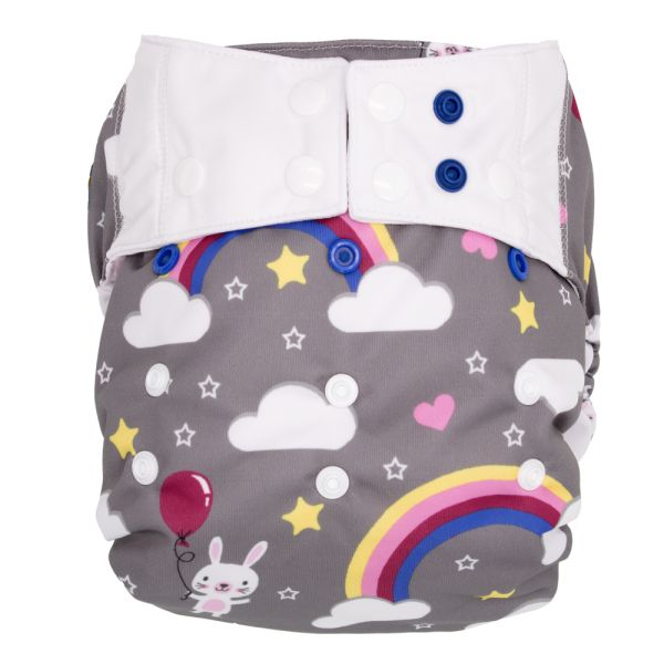 Mommy Mouse - Überhose (Newborn, One Size, XL) - Cloudlet