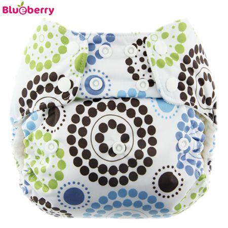 Blueberry Deluxe Pocket - Roundabout (ohne Einlagen)