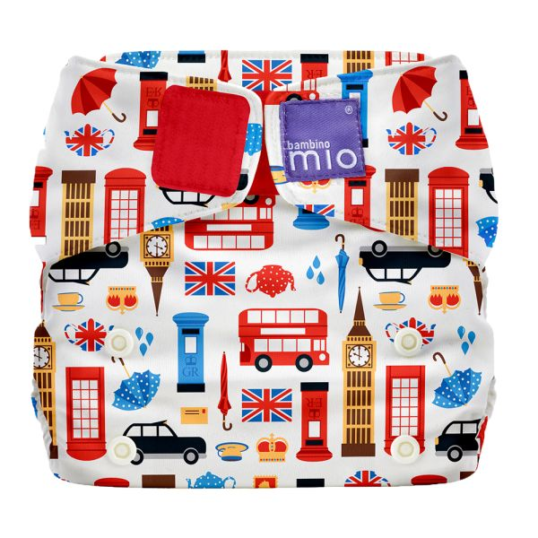 Bambino Mio - MioSolo (All-in-One) One Size Windel - Great Britain