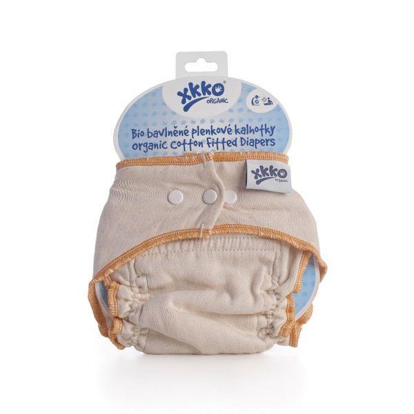 XKKO Organic Höschenwindeln 100% Bio-Baumwolle S 1