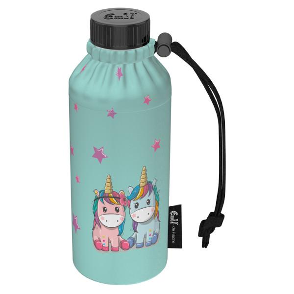Emil die Flasche (400ml) - Komplettset Weithals - Unicorns