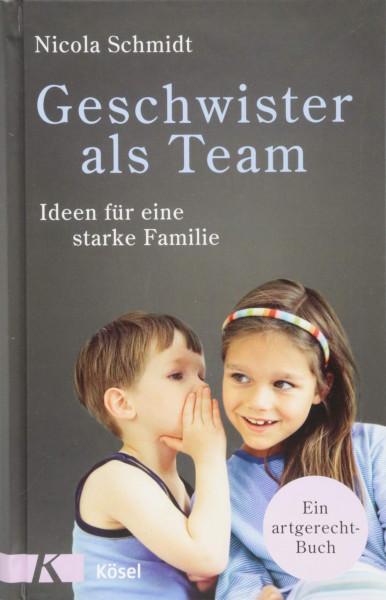 artgerecht - Geschwister als Team