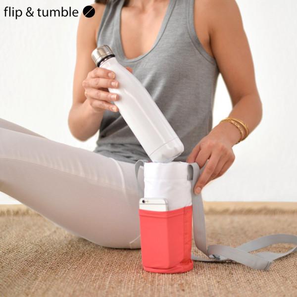 Flip & Tumble - Water Bottle Bag (Wasserflaschen Tasche) - Umhängetasche