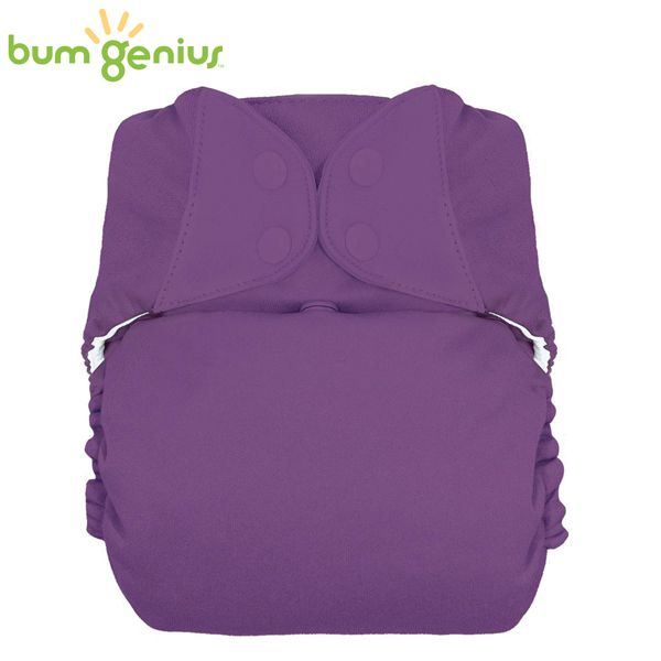 BumGenius XXL-Pocketwindel - BIG (16-32 kg) - Jelly (Flieder)