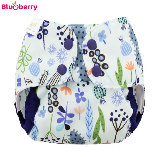 Blueberry - Capri 2.0 Überhose (Prefold) - Sedona