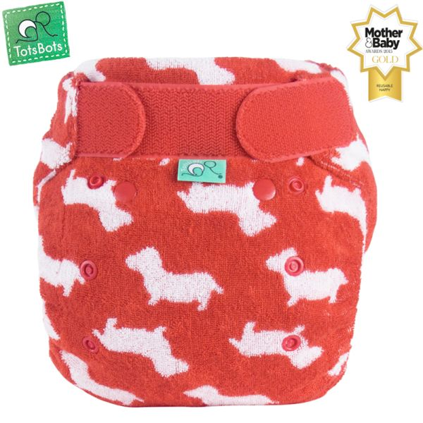"Totsbots Bamboozle Stretch - Scamp ""Dackel"" - (Newborn, One Size)"