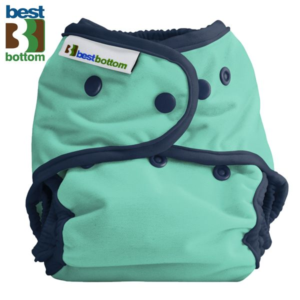 Best Bottom - Überhose (SIO) BIGGER (XL 5-20+ kg) - PUL - Mint