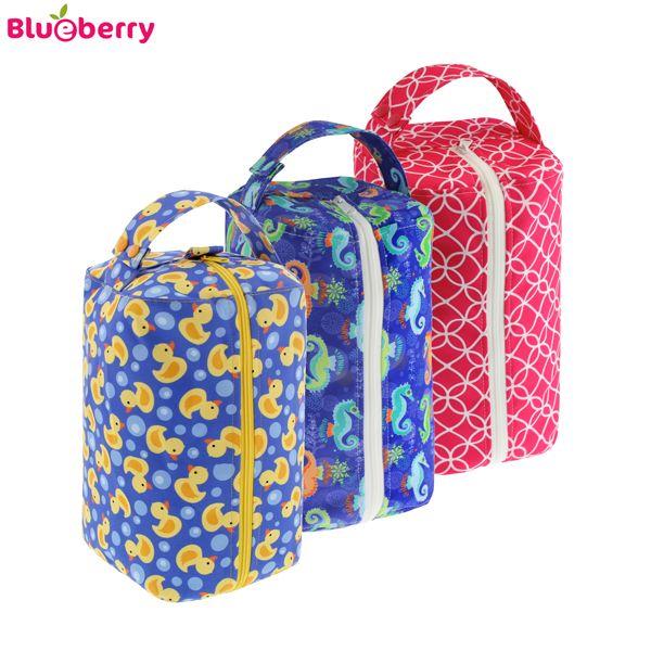 Blueberry - Berry Pod - Nasstasche & Wickeltasche & Wetbag