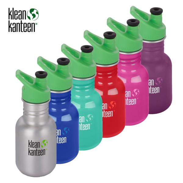 Klean Kanteen - Kid Classic - Sport Cap (355 ml)