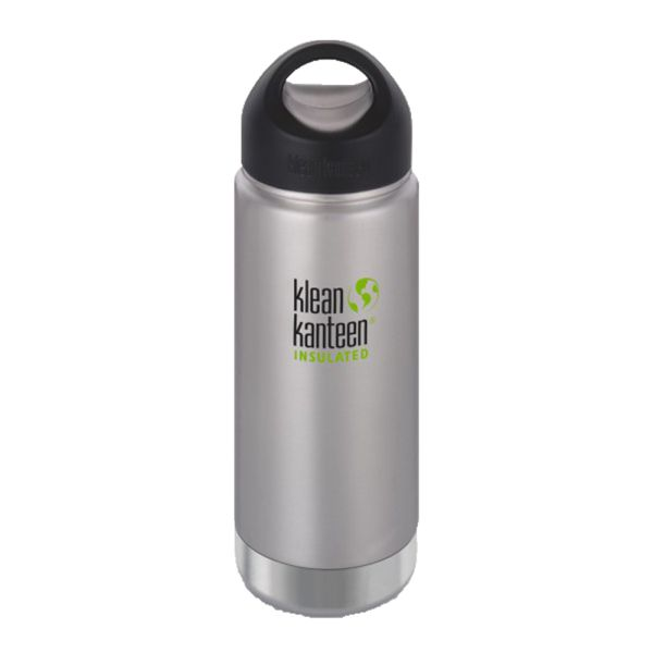 Klean Kanteen - Wide (ISO-Trinkflasche) - Loop Cap - Vakuumisoliert (473 ml)