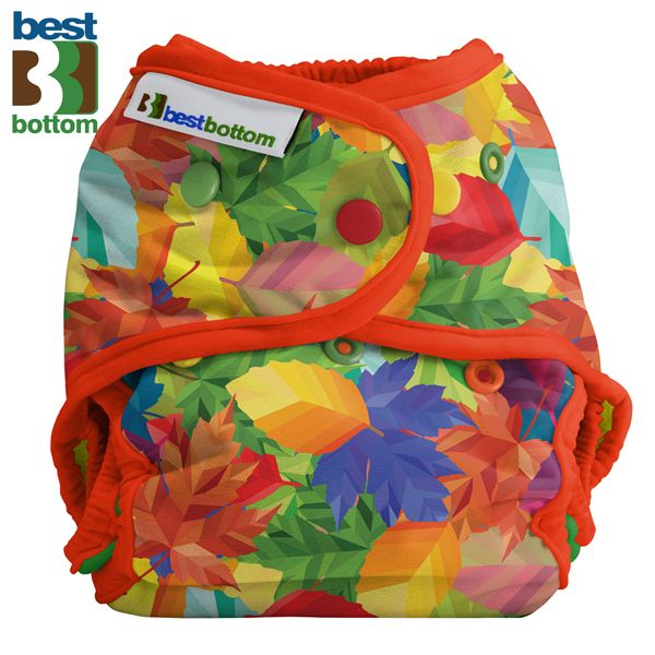 Best Bottom Diapers (PUL) Überhosen - One Size - Autumn Drive