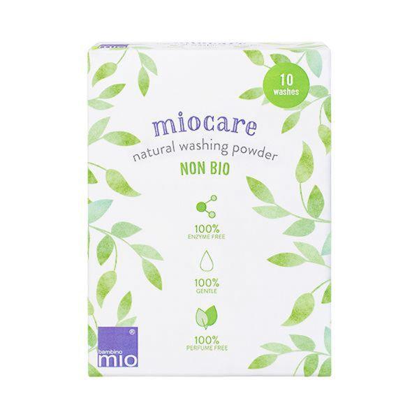 Bambino Mio - Miocare Stoffwindelwaschmittel (Pulver-Waschmittel) - 800g