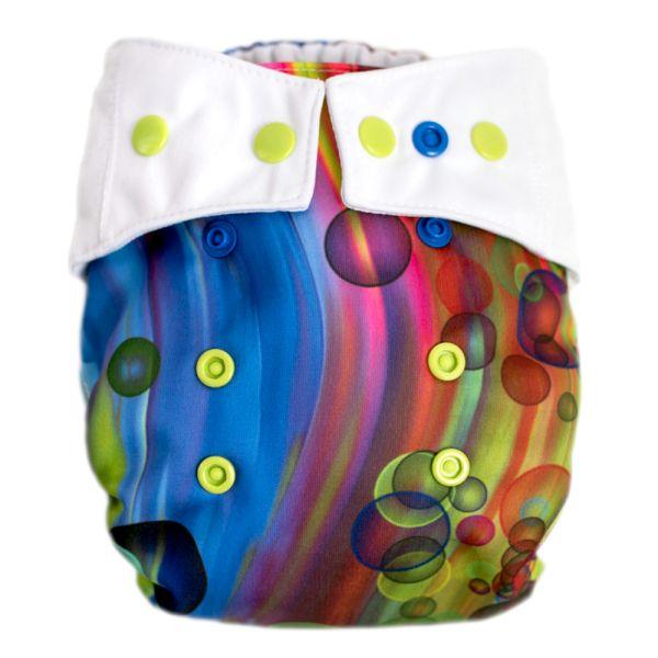 Mommy Mouse - Überhose mit extra weichem Beinabschluss - One Size - Summer