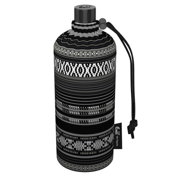 Emil die Flasche (600ml) - Komplettset (Bio-Baumwolle-Überzug) - Maya