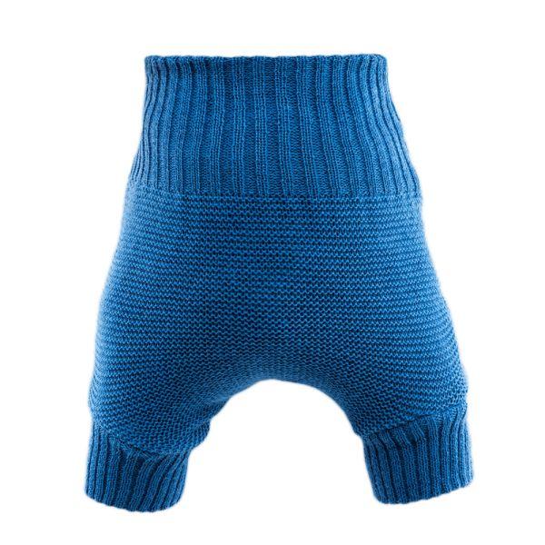 Disana Wollüberhose (doppelt gestrickt) Blau