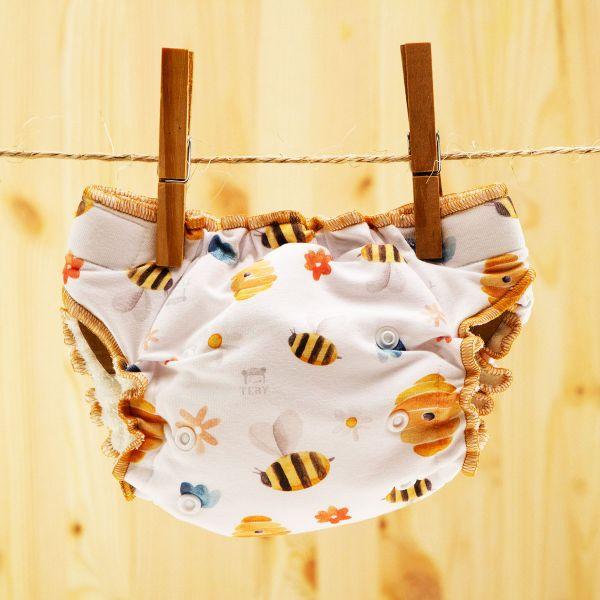 Culla di Teby - Höschenwindel (Pocketfunktion) - GOTS - Bee My World