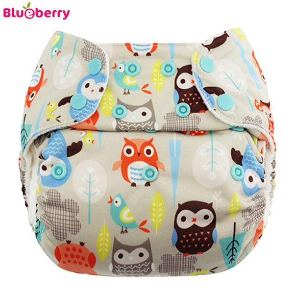 Blueberry Deluxe Pocket - Night Owls (ohne Einlagen)