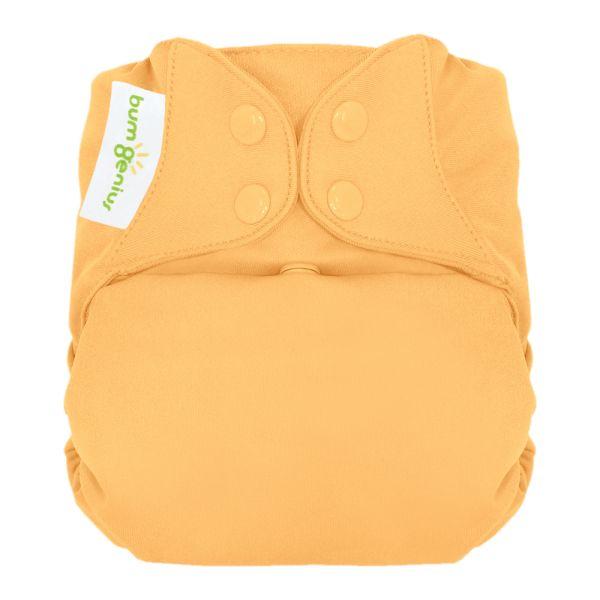 BumGenius V5.0 Pocketwindel One Size - Clementine (Mandarine)