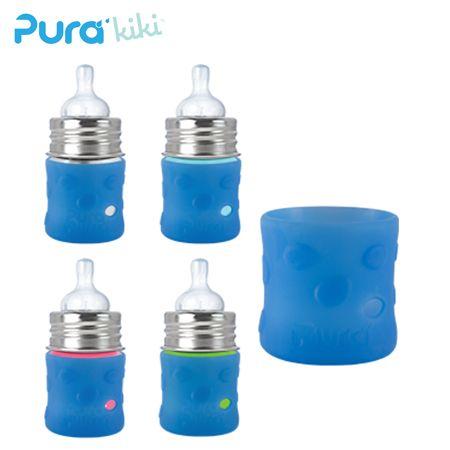 Pura Kiki Silikonhüllen - Blau