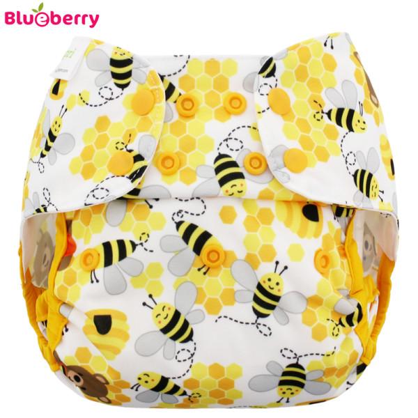 Blueberry Capri 2.0 Überhose - Bears and the Bees