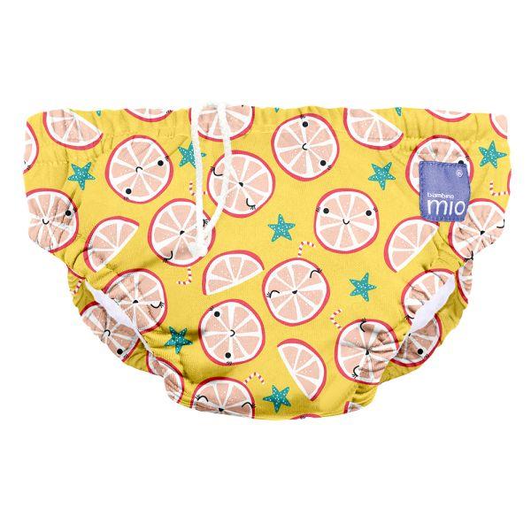 Bambino Mio - waschbare Schwimmwindel - Cool Citrus (S-XL)
