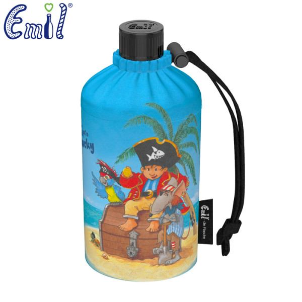 Emil die Flasche (300ml) - Komplettset - Capt'n Sharky