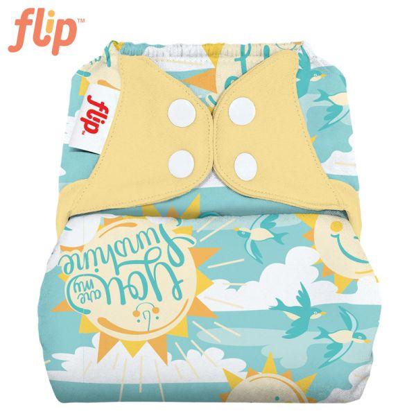 Flip Überhose One Size (Druckies) - My Sun (Muster)