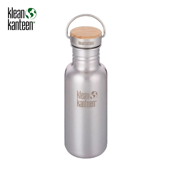 Klean Kanteen - Reflect - Bambusdeckel (532ml)