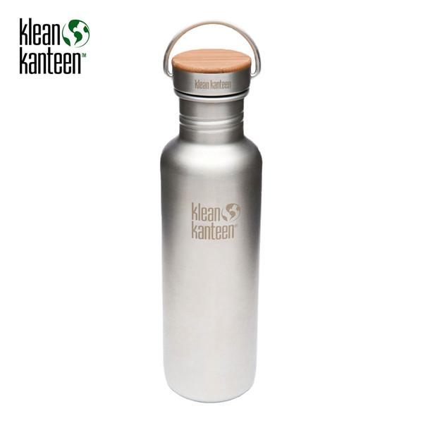 Klean Kanteen - Reflect - Bambusverschluss (800 ml)